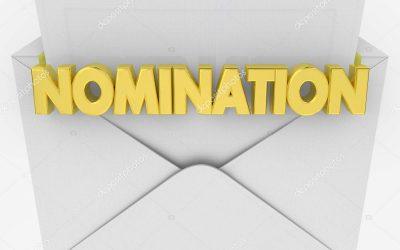 En de genomineerden zijn….